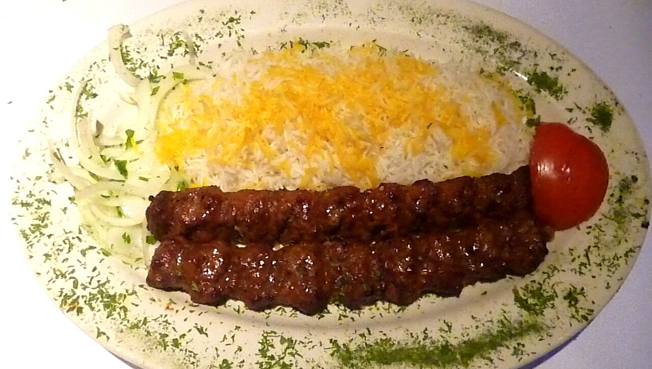 ... staff eager to escort you through Persian customs. No-frills restaurant  with wood paneling & traditional music featuring a Persian-Mediterranean  menu.